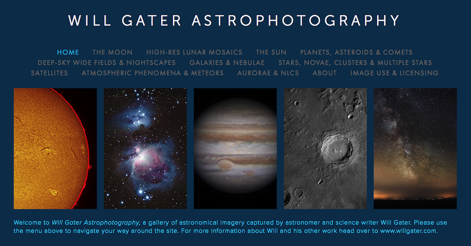 Will Gater Astrophotography