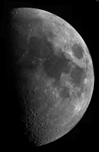 High-resolution Moon mosaic