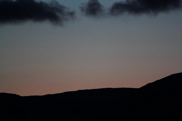 CometPANSTARRS_11032013_setting