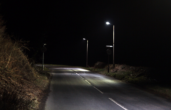 NewGallowayStreetlighting