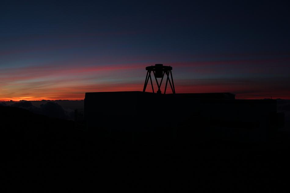 LT sunset